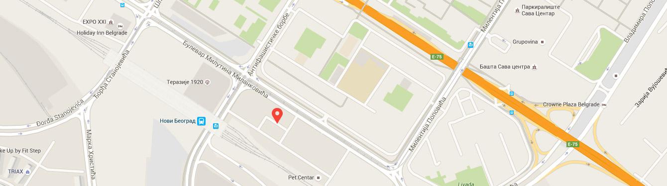 nova lokacija